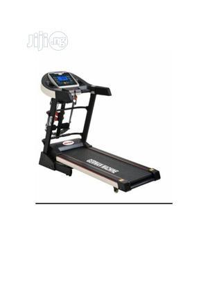 Brand New 2.5hp German Machine Treadmill   Sports Equipment for sale in Lagos State, Ikoyi