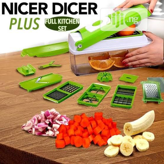Genius Nicer Dicer Plus(Wholesale)