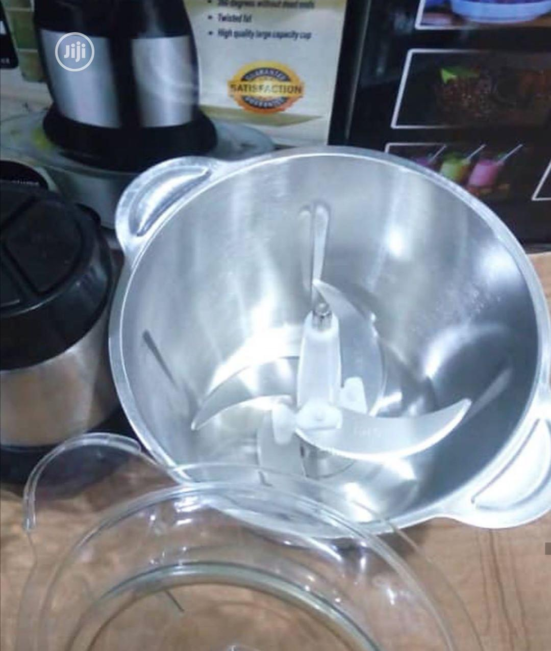 Multifunctional Grinder | Kitchen Appliances for sale in Alimosho, Lagos State, Nigeria