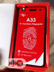 New Itel A33 8 GB Black | Mobile Phones for sale in Lagos State, Surulere