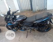 Bajaj Pulsar 220 F 2017 Black | Motorcycles & Scooters for sale in Lagos State, Ikeja