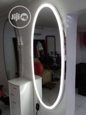 Unique Round Mirror With Light | Home Accessories for sale in Lagos State, Surulere