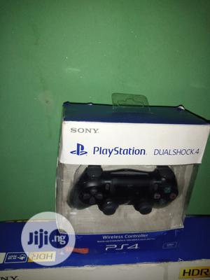Original Brand New Ps4 Wireless Controller(Dual Shock 4) | Accessories & Supplies for Electronics for sale in Lagos State, Ikeja