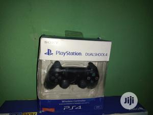 Sony PS4 Dualshock 4 Wireless Controller -RED   Accessories & Supplies for Electronics for sale in Lagos State, Ikeja