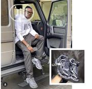 Beautiful High Quality Men'S Balenciaga Sneakers   Shoes for sale in Ekiti State, Emure