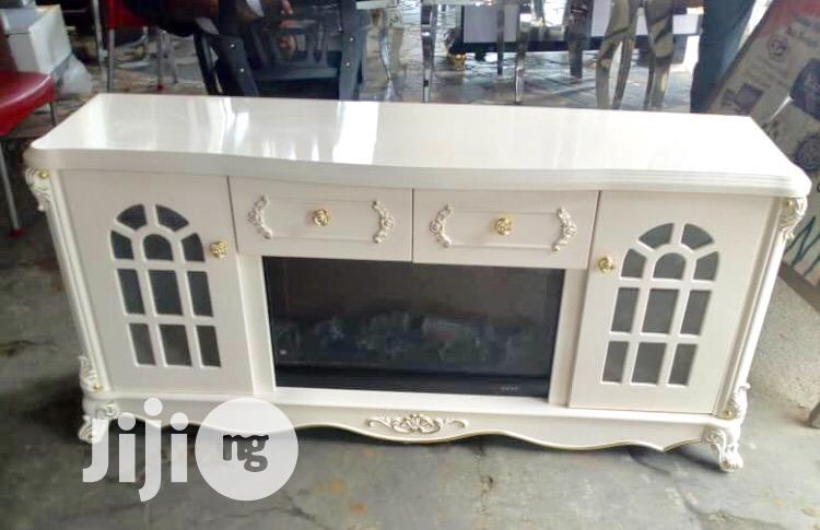 Exotic Fireplace Tv Stand