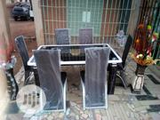 5fit Padded Dinning Table With 6 Chairs | Furniture for sale in Lagos State, Ifako-Ijaiye