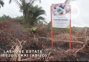 Lashone Estate, Abijo GRA,10 Mins Drive From Novare Mall | Land & Plots For Sale for sale in Lagos State, Ajah