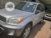 Toyota RAV4 Automatic 2003 Silver | Cars for sale in Lagos State, Ikeja