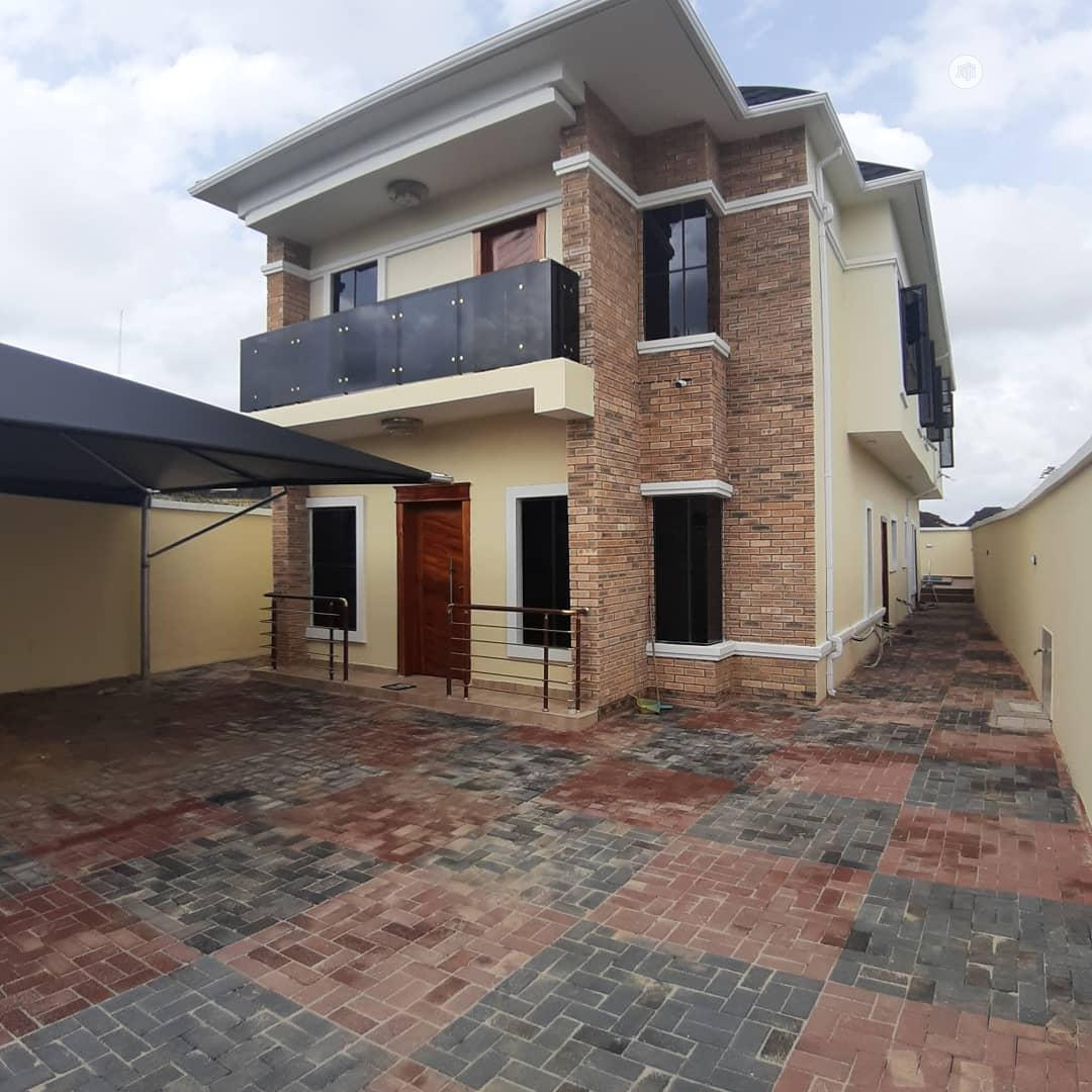 Moderm 4 Bedroom Detached Duplex With Swimming Pool