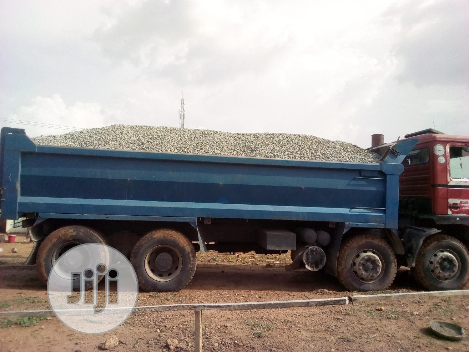Granites, Chippings, Stone Base, Sharp Sands, General Build Materials   Building Materials for sale in Gwarinpa, Abuja (FCT) State, Nigeria