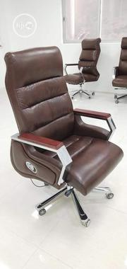 Quality Leather Office Chair | Furniture for sale in Lagos State, Ikeja