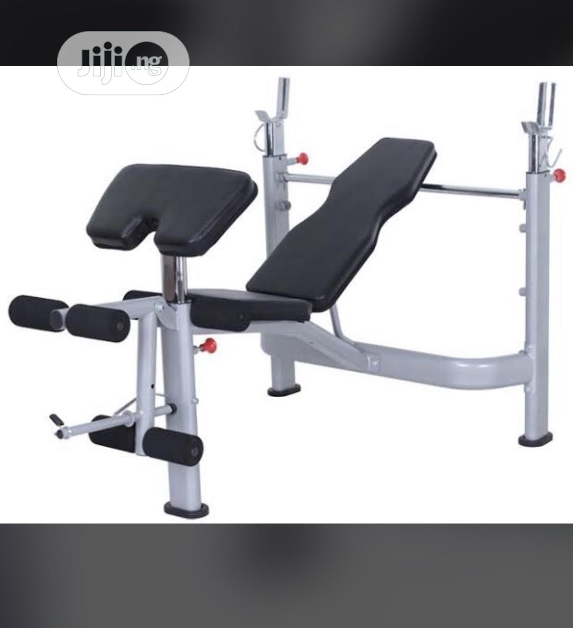 Commercial Weightlifting Bench Press That Can Carry 200kg
