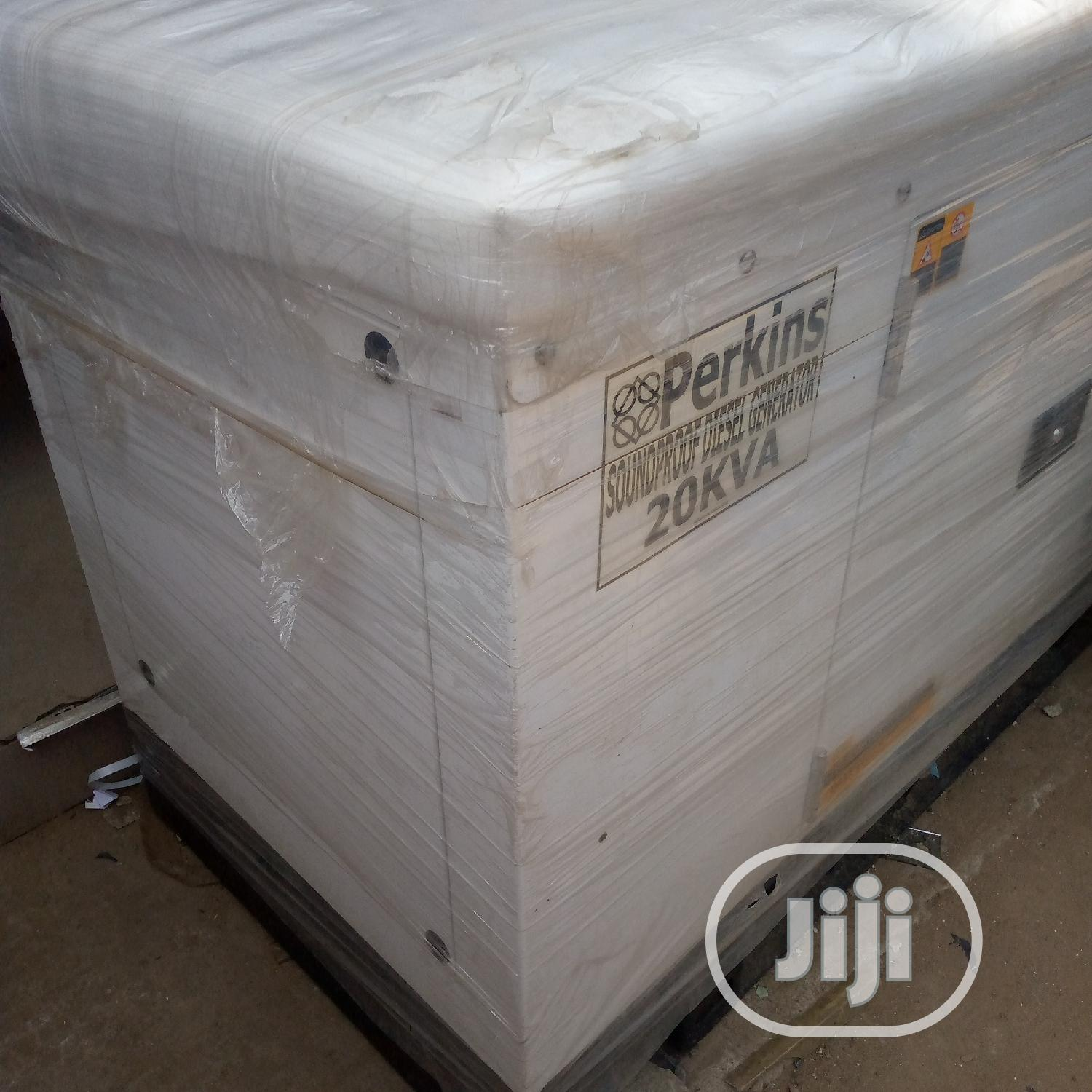 20kva Soundproof Generator | Electrical Equipment for sale in Ojo, Lagos State, Nigeria
