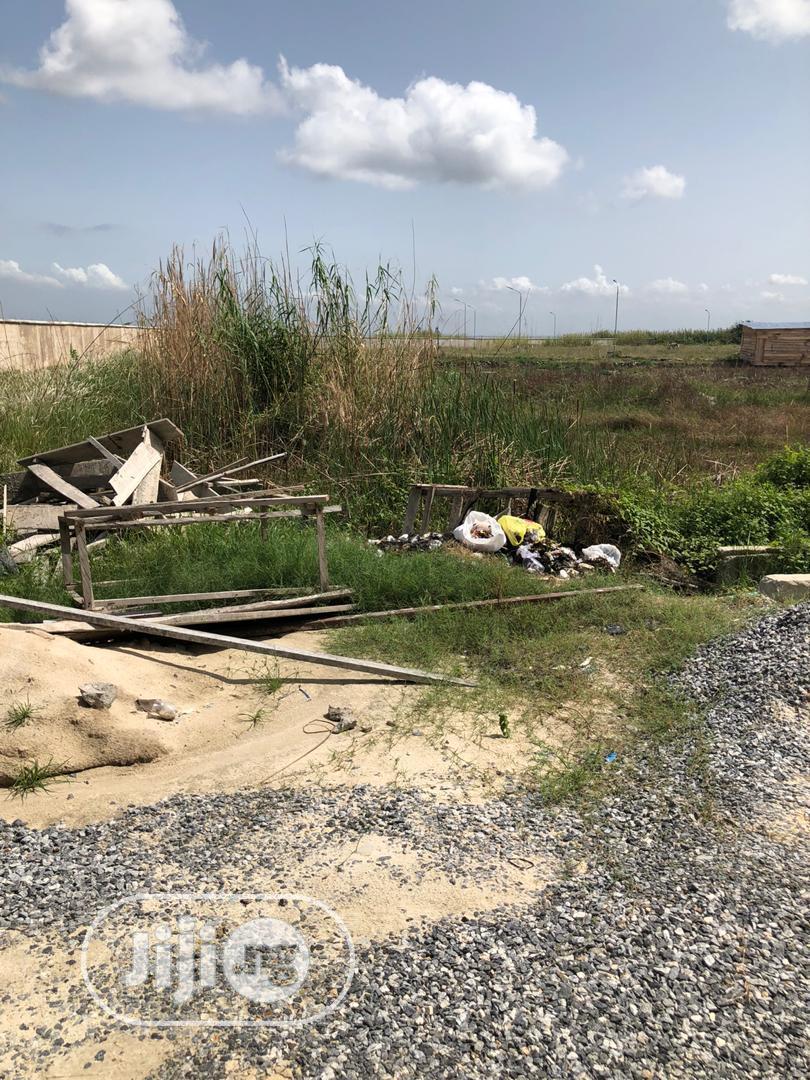 Fenced 6 Plots Of Land At Sangotedo Majek Gazzet Title