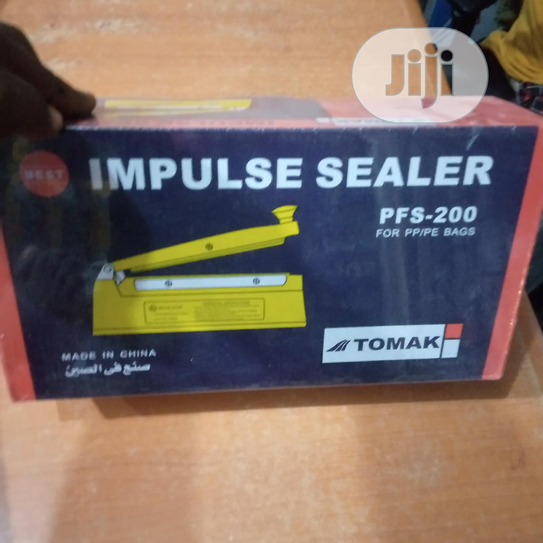 Impulse Sealer