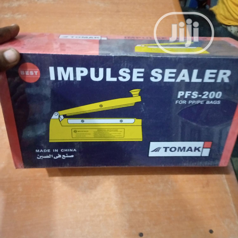 Impulse Sealer | Manufacturing Equipment for sale in Ojo, Lagos State, Nigeria