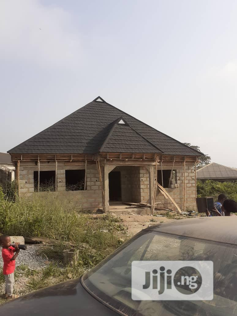 Cover Your Home With Stone Coated Roofing Sheets Of High-quality   Building Materials for sale in Ajah, Lagos State, Nigeria
