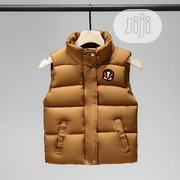 Children Unisex Cotton Embroidery Collar Vest Jackets   Children's Clothing for sale in Lagos State, Lagos Island