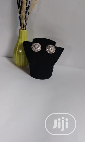 Silver Stud Earring   Jewelry for sale in Lagos State, Agboyi/Ketu
