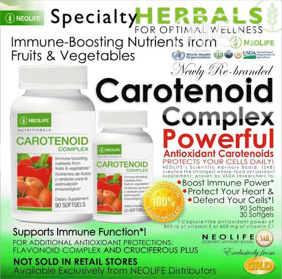 Carotenoid Complex