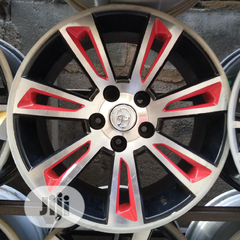 17inchi Rim For Toyota Honda Etc | Vehicle Parts & Accessories for sale in Mushin, Lagos State, Nigeria