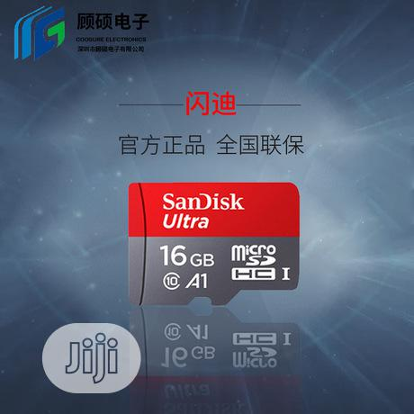 16GB Sandisk Memory Card