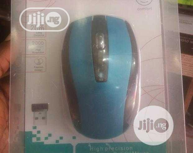 Wireless Bluetooth Mouse | Computer Accessories  for sale in Ikeja, Lagos State, Nigeria