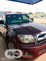Toyota 4-Runner 2008 Limited Red | Cars for sale in Delta State, Oshimili South