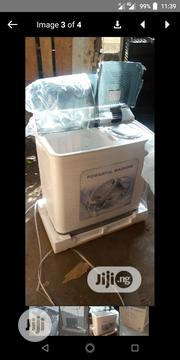 New Arrival Maxi 8-Kg Twins Tub Washing Machine Fast Wash + Warranty   Home Appliances for sale in Lagos State, Ojo