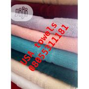 USA Towels Pure Cotton Trying Some Will Be Good Idea   Home Accessories for sale in Lagos State, Lekki Phase 1