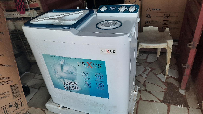 Nexus Automatic Washing Machine 9.2kg NX-WM-9SASB