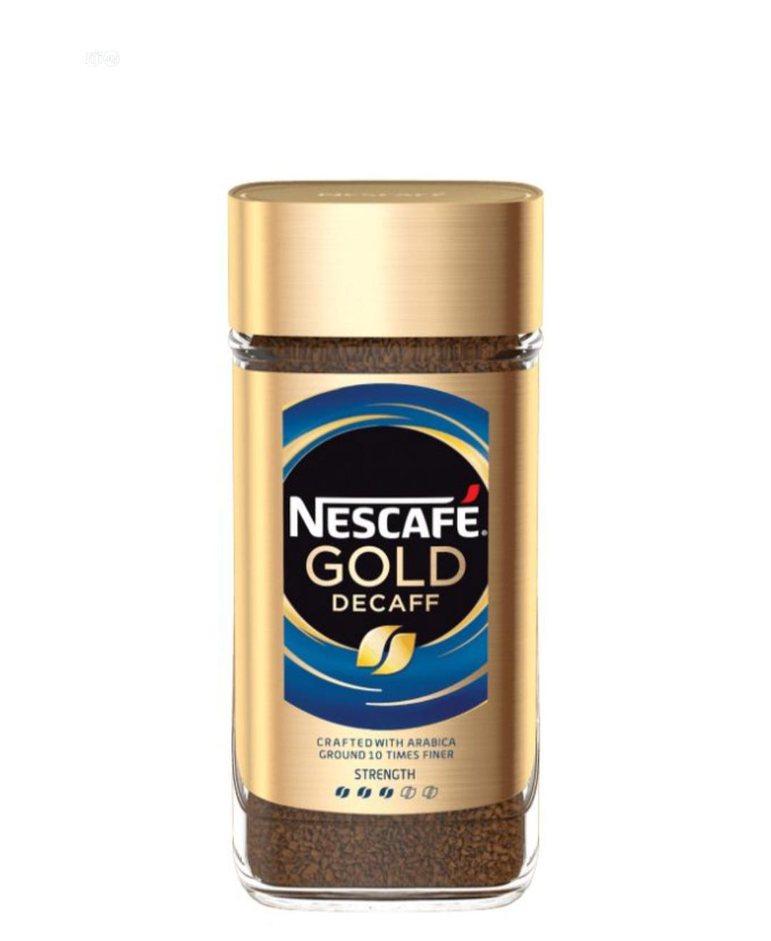 Nescafe Gold Decaff