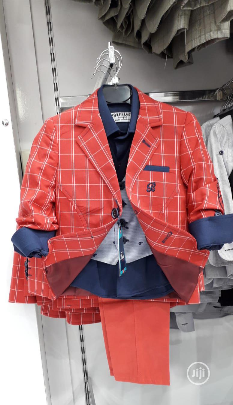 I Love My Boys 3 In 1 Suit. | Clothing for sale in Amuwo-Odofin, Lagos State, Nigeria