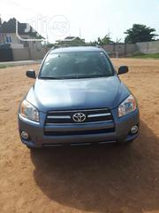 Toyota RAV4 2009 4x4 Blue   Cars for sale in Lagos State, Agege