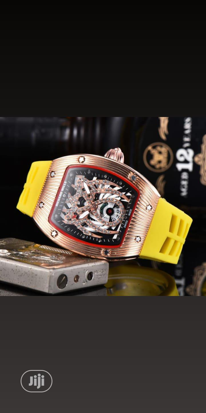 Richard Mille Wrist Watch | Watches for sale in Lagos Island, Lagos State, Nigeria