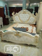 Complete Set Of Royal Bed+ Wardrobe | Furniture for sale in Lagos State, Ikeja