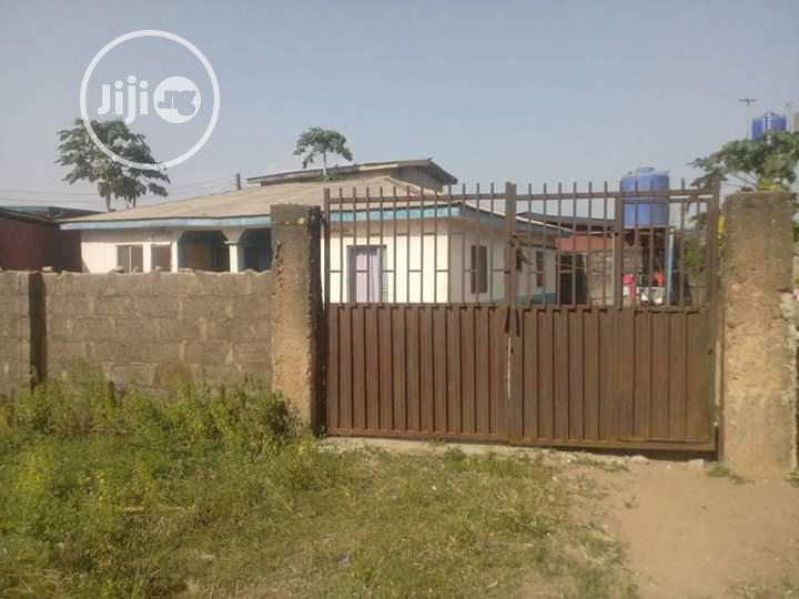 Archive: 6bedroom Bungalow 6shops Measuring 60by120 For Sale At Oremeji