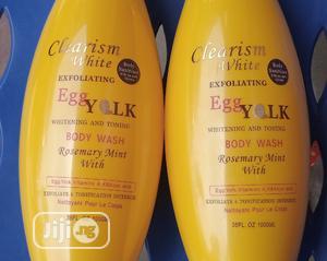 Amos White Egg Yolk Whitening Bath | Skin Care for sale in Lagos State, Amuwo-Odofin