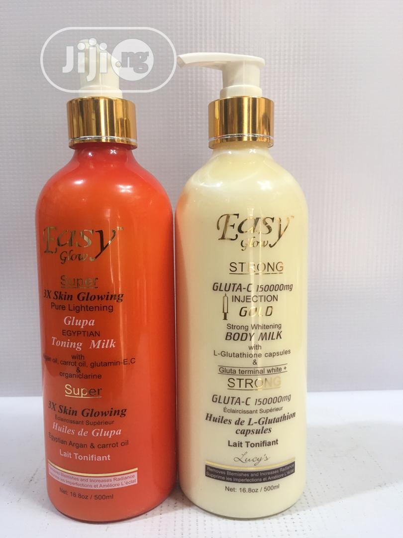 Archive: Easy Glow Lotion