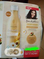 Love Nature 2 In 1 Shampoo For All Hair Types. | Hair Beauty for sale in Lagos State, Ifako-Ijaiye