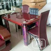 Dining Table by 6 Chairs | Furniture for sale in Lagos State, Ajah