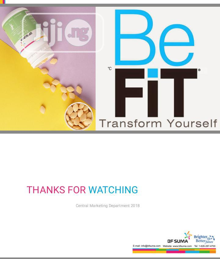Archive: ..BF SUMA. Slimming Products. 4 Products In One Package