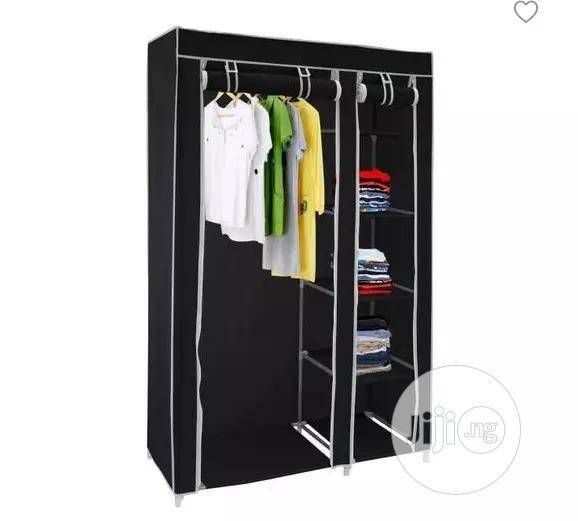 Mobile Wardrobe Closet