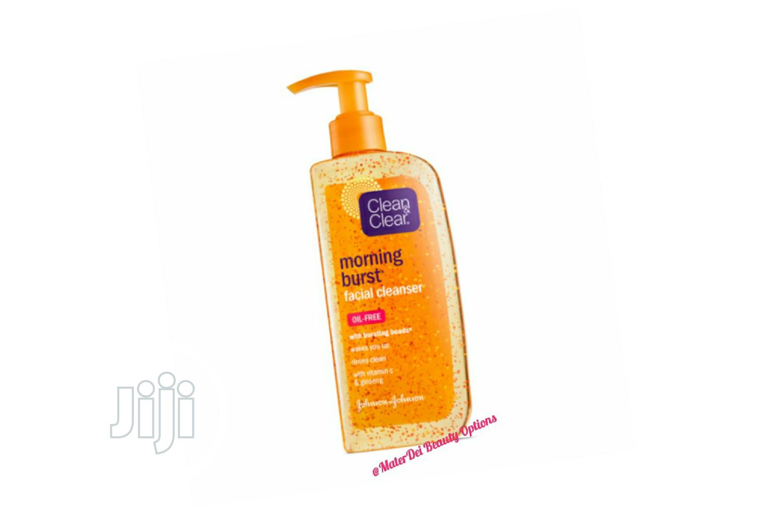 Archive: Clean Clear Morning Burst Facial Cleanser