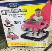 Bright Starts 3ways To Play Ford F150 Baby Walker - Red | Children's Gear & Safety for sale in Lagos State, Alimosho