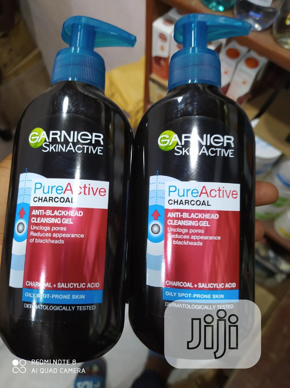 Archive: Garnier Pureactive Charcoal