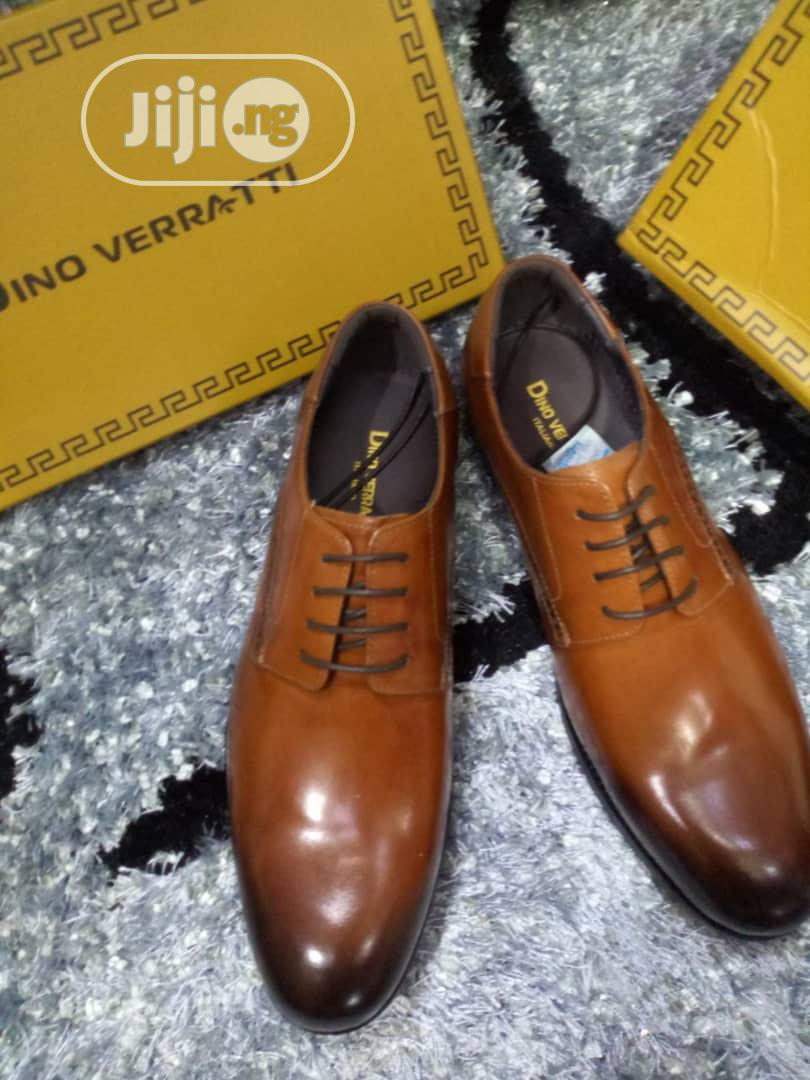 Quality Dino Verratti Men's Leather Shoes | Shoes for sale in Lagos Island, Lagos State, Nigeria