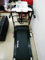 2hp Treadmill With Massager | Sports Equipment for sale in Lagos State, Badagry