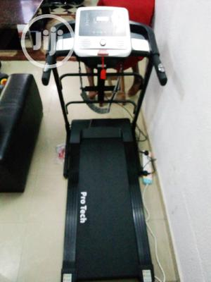 2hp Treadmill With Massager.Protech | Sports Equipment for sale in Lagos State, Badagry